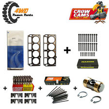 LS1 Head Gaskets, Bolts, Lifter & Guide Kit, Trunnion Retro Kit and 16x Pushrods
