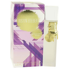 Justin Bieber Collector's Edition Perfume Women 3.4 oz Eau De Parfum Spray New