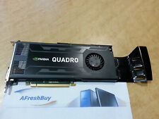 HP Nvidia Quadro K4000 3GB DVI / 2x DP Video Graphics Card (HP P/N: 700104-001)