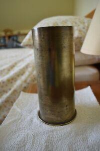 RAF Jet engine brass electric starter cartridge used~