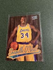 1996/97 Ultra Fleer Shaquille O Neal Los Angeles Lakers #55