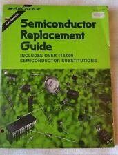 1981 Archer Radio Shack Semiconductor Replacement Guide 276-4004
