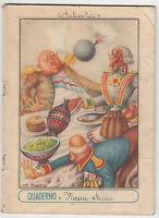 QUADERNO  1949 IL BARONE DI MUNCHHAUSEN-Q22