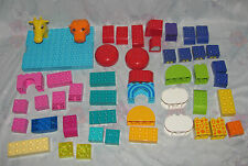 Lego Duplo Lot - Parts to 10561 Toddler Set - Unique Pieces - Giraffe Head