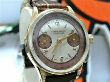 Cronografo ULYSSE NARDIN Valjoux Cal. 22  Ruota Colonne Column Wheel Chronograph