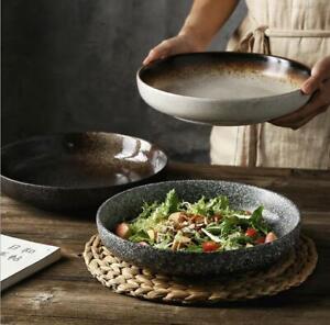 Dinner Set Ceramic Plate Dessert Salad Bowl Soup Bowl Tableware Dinnerware