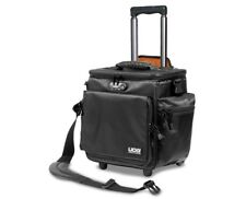 UDG Ultimate SlingBag Trolley DeLuxe Black/Orange - 60x LPs Record Vinyl DJ Case