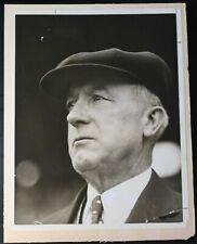 Rare 1920's Tom Connolly Hall of Fame Umpire Original Photo