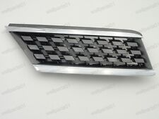1Pcs Chrome Front Bumper Right Grille Cover For Nissan Tiida 2004-2011