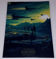 JJ ABRAMS Signed 11x14 Star Wars The Force Awakens X-wings Poster Photo w/COA