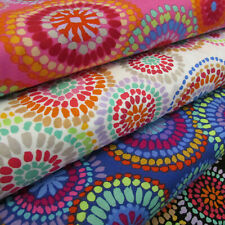 MOSAIC CIRCLES by Kaffe fassett collective 100% cotton quilting & sewing fabric
