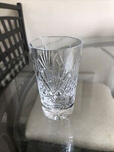 Lead Crystal Glass Tutbury Crystal