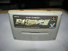 F1 Grand Prix Part III (Discolored back) Super Famicom SFC Japan import