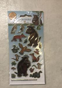 The Gruffalo Fun Foiled Sticker Assortment Set