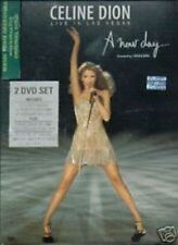 RARE-Celine Dion - Live in Las Vegas: A New Day... (DVD- 2-Disc Set) NEW