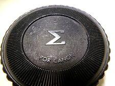 Sigma Rear lens cap for Canon FD FL manual focus Lenses
