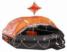 15 Persons Life Raft With Canister, SOLAS Approved