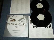 MICHAEL JACKSON UK? 2001 EPC495174 Unplayed MINT 2 LP's INVINCIBLE