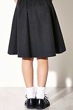 YOUNG GIRL NAVY BLUE SCHOOL SKIRT AGE'S 5 6 7 8 11 12 YEARS