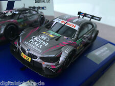 "Carrera Digital 132 30739 BMW M4 DTM "" J. Hand, No. 04"" LICHT NEU OVP"
