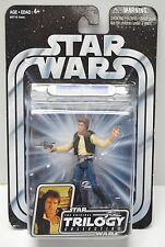 Star Wars Original Trilogy Collection Han Solo 07 Action Figure NIP OTC Canadian