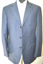 NEW BRIONI Via Veneto Suit  Wool Cashmere  40 Us 50  Eu (BRO 31A)