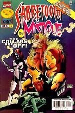 Mystique & Sabretooth # 3 - Comic - 1997 - 9.2