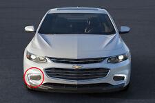 Passenger Seat RH LED Fog Lamp Cover Molding For Chevrolet 2016 2017 Malibu