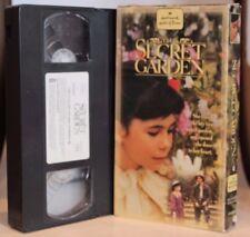 The Secret Garden Hallmark Hall of Fame VHS 1987 Vtg Television Movie / Film