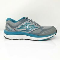 New Balance Womens 1340 V3 W1340GB3 Gray Blue Running Shoes Lace Up Size 11 D
