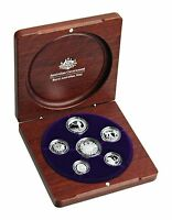 2007 Australia Fine Silver Proof Year Set - Year of the Surf Lifesaver