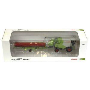 1/87 Claas Tucano 570 Combine With V930 Head - 1 Of 3000 USK30023