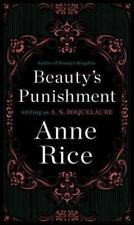 Sleeping Beauty #2: Beauty's Punishment by Anne Rice as A. N. Roquelaure (PB)