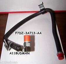 97-98 Taurus Power Steering Return Hose Filter to Gear F7DZ-3A713-AA OEM New