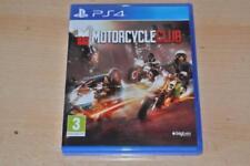 Jeux vidéo manuels inclus pour Course et Sony PlayStation 4
