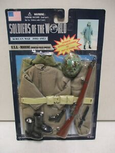 1997 Soldiers of the World Korean War Outfit USA Marine Winter Field Dress