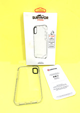 Griffin - Survivor Strong Case for Apple iPhone XR - Clear #NO9909