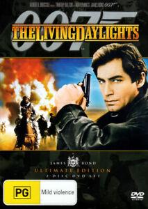 James Bond 007 'The Living Daylights' Ultimate Edition - Timothy Dalton - 2 DVDs