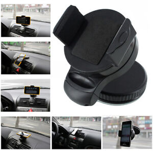 360 Rotatable in Car Windscreen Suction Mount Mobile Phone Holder Bracket Stand