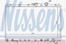 NISSENS 62887 radiateur Mitsubishi Space Runner aut. 93