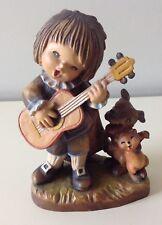 "Anri Ferrandiz 6"" Romeo Woodcarving Figurine"