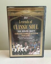 Legends of Classic Soul Collector's Edition Volume 1