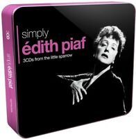 Edith Piaf - Simply Edith Piaf [New CD] UK - Import
