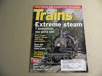 Trains Magazine / May 2007 / Free Domestic Shipping