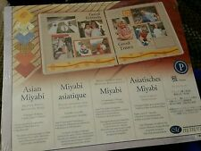 Creative Memories printed photo paper-Asian Miyabi