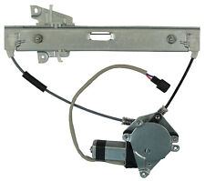 Power Window Motor and Regulator Assembly Rear Right ACDelco Pro 11A708