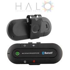 Kit Vivavoce Bluetooth da Auto Trasmettitore Universale per Cellulari Tablet car