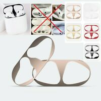 For AirPods Airpod Metal Sticker Dust Guard Iron Shavings Protective Cover hi