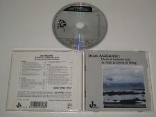 JEAN MALAURIE/CHANTS ET TAMBOURS INUIT DE PIÈCES AU DETROIT DE BERING(OCORA) CD