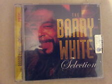 WHITE BARRY - THE BARRY WHITE SELECTION (12 TRACKS). CD